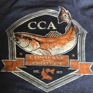 Other - CCA Fishing t-shirt XL